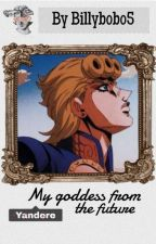 [⚕️] My goddess from the future || Giorno Giovanna by Billybobo5