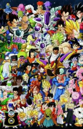 Reincarnated in Dragon Ball?! (Male Reincarnated Reader x Dragon Ball Z/Super) by Saiyan_Of_OOF