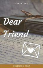 Dear Friend ~ Meet my OCs by Christine-Grey