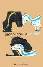 indoraptor x reader by Katty_the_raptor
