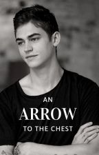 An Arrow To The Chest by ireadbooksso