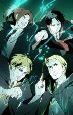 Shingeki no kyojin en ¿Harry Potter? by habudarklin