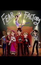Fear Factory / reddie circus au by RavenAndVixen