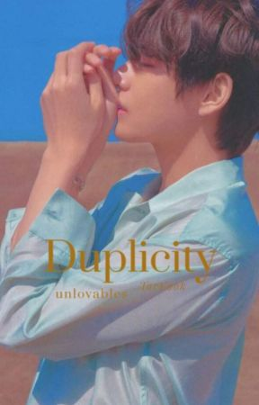 DUPLICITY | TAEKOOK by unlovables