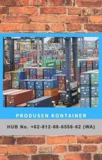 Pabrik Container Box by Ahmadjuhaeni11