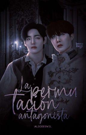 |蝕愛๑ La permutación antagonista↳〘𝗛𝗼𝗽𝗲𝗩〙   by MynByun