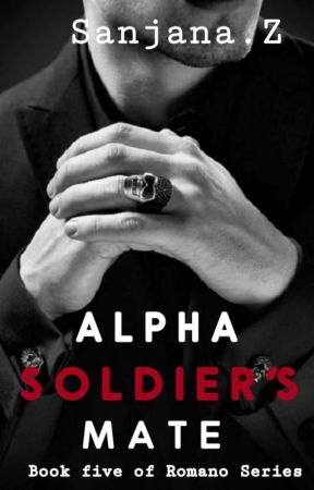 Alpha Soldier's Mate  by San2045