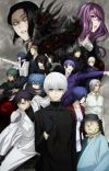 The Black Knight (Tokyo Ghoul x Reader Fanfiction) {Book 4} cover