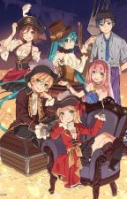 鏡音海賊團 Kagamine Pirate Crew by woovee933