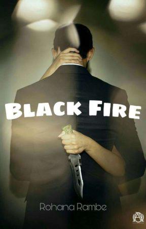 Black Fire by RohanaRambe