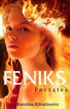 Feniks - początek by KlimkiewiczKarolina