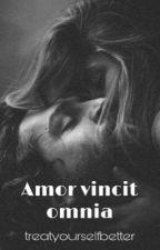 Amor vincit omnia by treatyourselfbetter