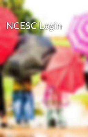 NCESC Login by pineweek3