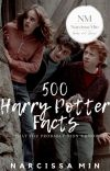 500 Harry Potter Facts | ✔︎ cover