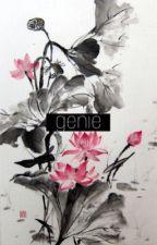 genie  [ woosan ] by SkylerMaknae
