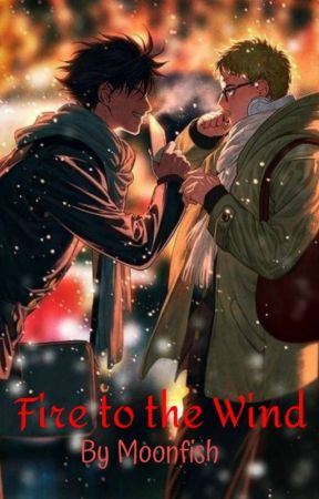 Fire to the Wind - Kurotsuki by Moonfishh