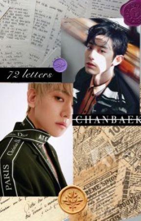 72 letters -CHANBAEK- إثنان وسبعون رسالة  by ohkim77