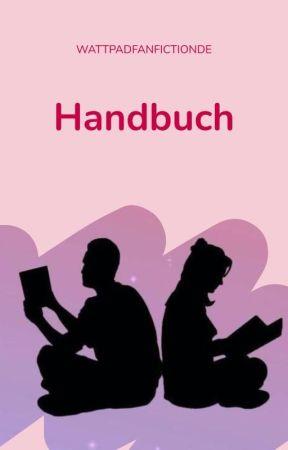 Handbuch by WattpadFanfictionDE
