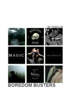Skulduggery Pleasant- Boredom Busters by SP_Fanclub