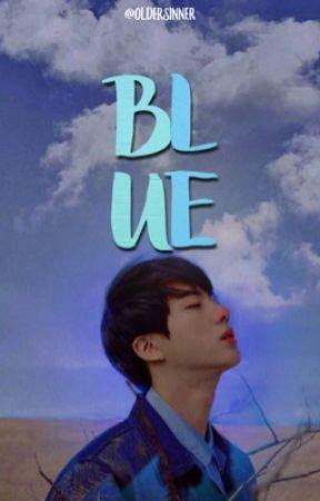 Blue.➣ Yoonjin/ Sujin. • OMEGAVERSE. • by OlderSinner