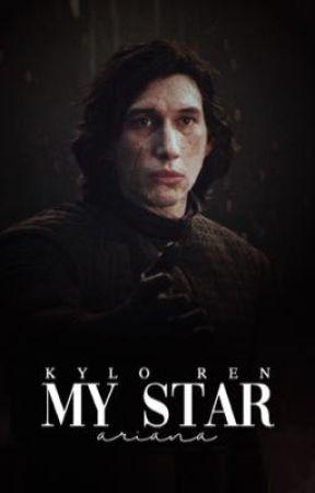 my star | kylo ren by em0ari