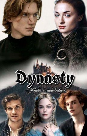 Dynasty - Parte II by romanoff_rogers_