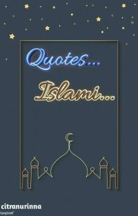 Quotes islami  cover