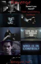 Revenge (Teen Wolf/Percy Jackson) by megann_tan