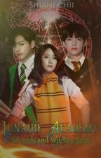 Lunaire Academy: Wizards And Witches Saga [ONGOING] ni Shiani-chii