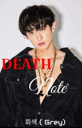 Death Note by kpopismy_drugs