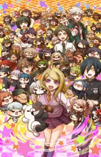 💗How much do you love Danganronpa characters?💗 cover