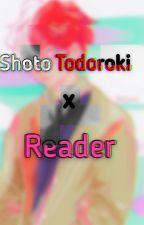 Shoto Todoroki x Reader (Lemon Scenario) by LeviHan116