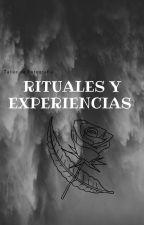 Grimorio de rituales y experiencia paranormales by nemesis_self