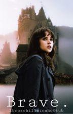 Brave [Harry Potter OC] by 2broschilininahottub