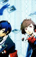 Persona 3: A Male Reader insert. by NessWasHere