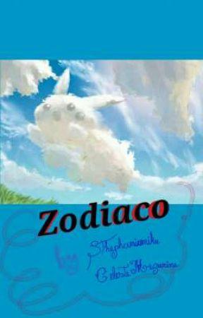 ᕙ( ͡° ͜ʖ ͡°)ᕗ Zodiaco  by Stephaniemiku16