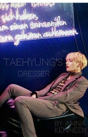 Taehyung's Dresser by anakennedy