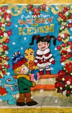 Wendy and Kevin by Emayuku