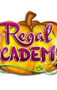 Regal Academy💜👑🎓(Slow Update) cover