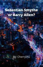 Barry Allen? Or should I say Sebastian Smythe//Glee and Flash crossover by cherryyyyxox