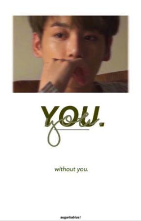 YOU ; jjk by hzorror
