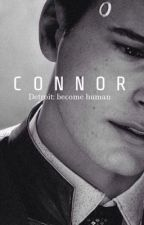 |△ CONNOR △ | Become human  by Jenny_Swan