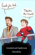 Irondad and Spiderson Oneshots (requests closed) by DaughterofAthena125