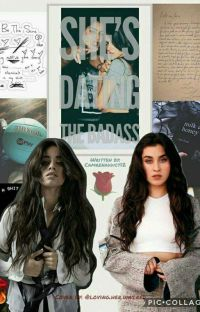 She's Dating The Badass cover