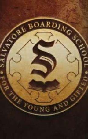 Salvatore Boarding School by BLOODEDRIPPER