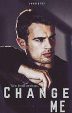 Change Me (Tobias Eaton FanFiction) by Jenni9797