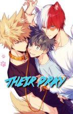 Their Prey (Yandere! Seme! Todoroki & Bakugo x Uke! Male! Reader) by mhal0verr