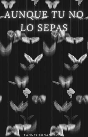 Aunque Tu No Lo Sepas by FannyHernandez285