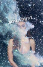 AMETHYST [tony stark's daughter x Peter Parker]  by HamHarryPotterGIRL
