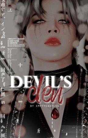 DEVIL'S DEN | kookmin. by emptycastles